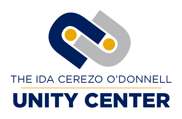 The logo for the Ida O'Donnell Unity Center