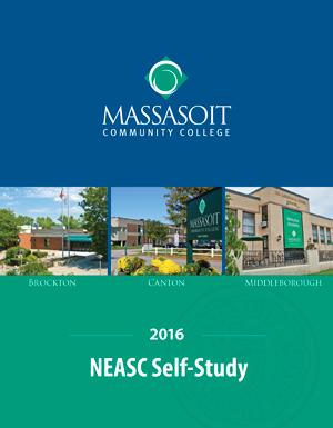 NEASC 2016 Self Study cover